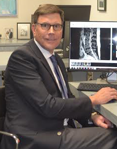 Brian F  King, M D  – Image Guided Spinal and Joint